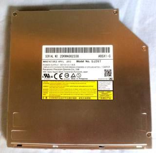 Matshita UJ-267 Blu-ray drive