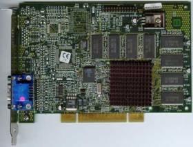 Voodoo3 PCI video card