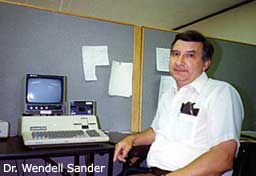 Dr. Wendell Sanders