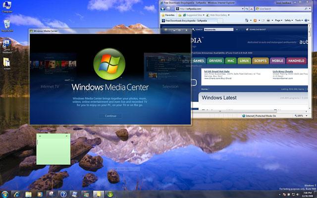 Windows 7 screeb capture