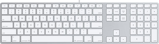 The Mac User's Guide to Using a PC Keyboard | Low End Mac