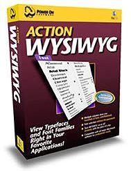 Action WYSIWYG
