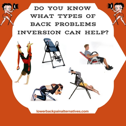 INVERSION TABLES for BACK PAIN  Detailed Review on 5 Types