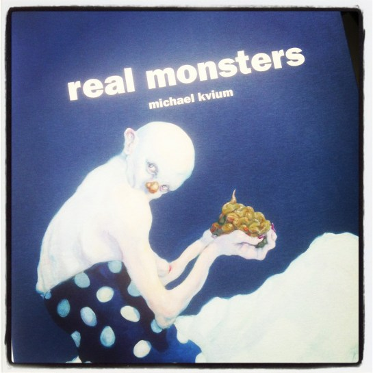 Michael Kvium. Real Monsters. ©michaelkvium