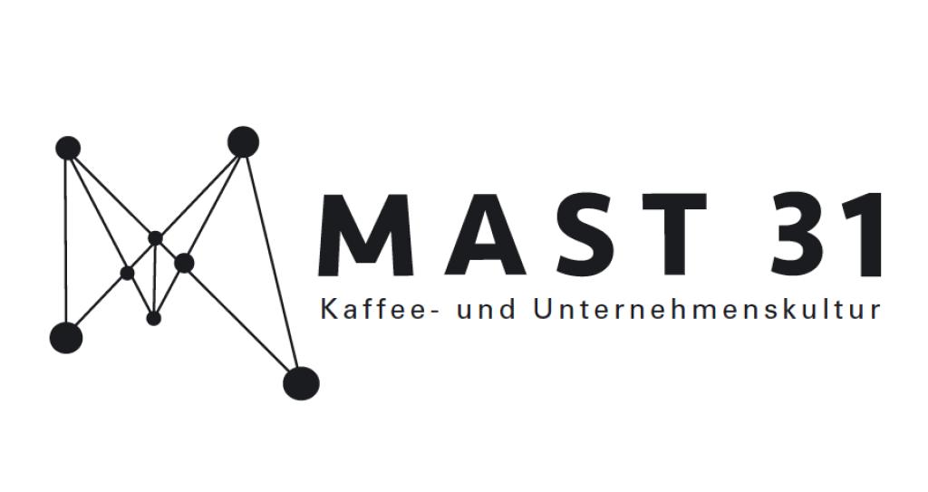 Logo & visual identity for Mast 31 – design Lower East