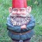 Glaring Garden Gnome