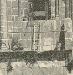 Holy_sepulchre_ladder_1890s