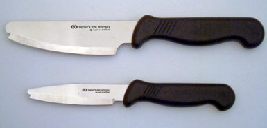 Pointless knives