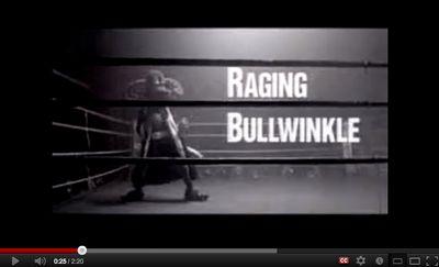 Raging bullwinkle