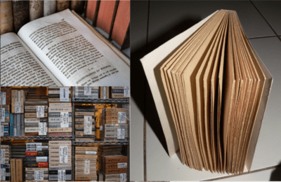 Books (photo: Flickr user ZX95)