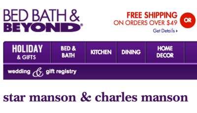 Manson registry