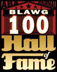 ABA Blawg Hall of Fame