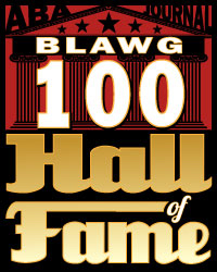 ABA Blawg Hall of Fame