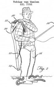 eel-tube patent detail