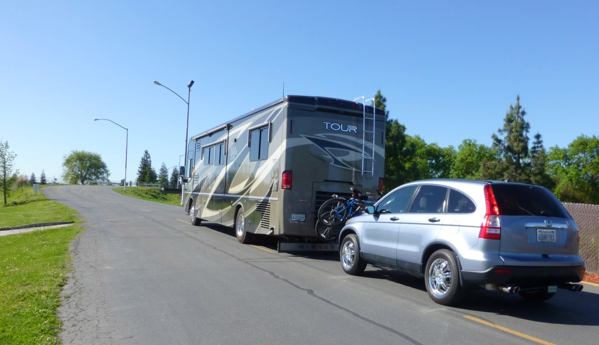 Our home on wheels...