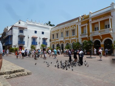 Plaza de Petro Claver