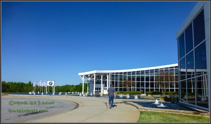 BMW Zentrum Spartanburg SC  Lowes Travels