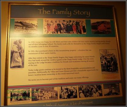 Von Trapp Family Story