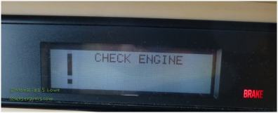 Monitor Warning