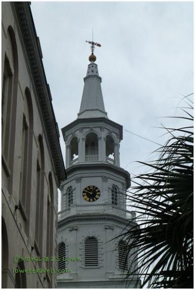 St. Michael Episcopal Church c. 1761