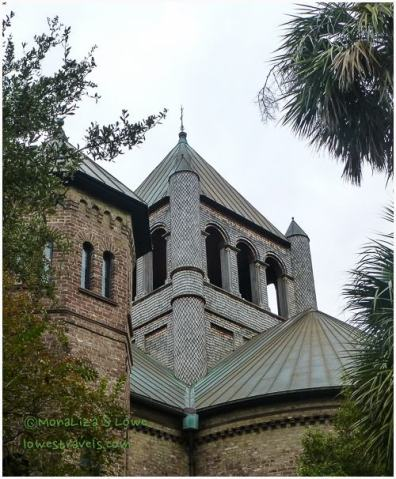 Circular Congregation Church c. 1891