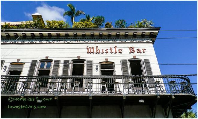 Whiskey Bar on Duval St,Key West