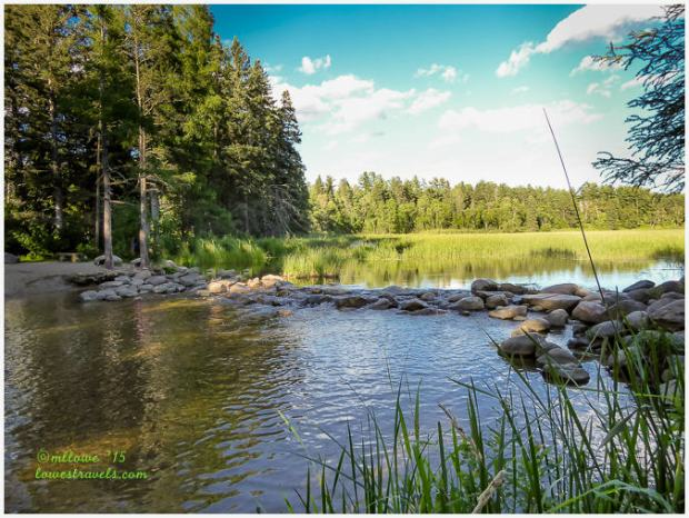 Exploring The Headwaters Of The Mississippi Lake Itasca