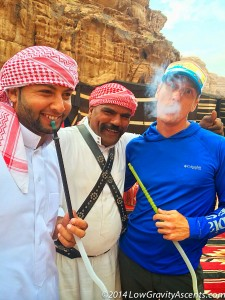 Wadi Rum Bedouin Hosts