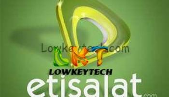 The Etisalat New Updated Data Plans |
