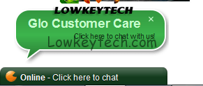 Glo-Live-Chat