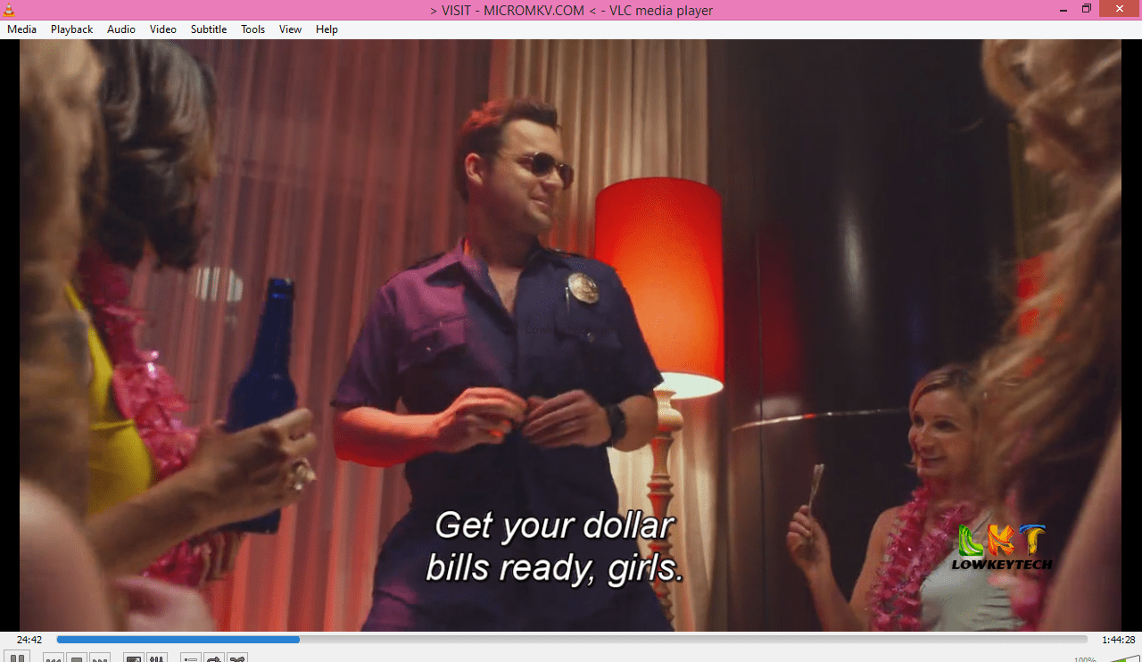 how to show subtitle on vlc
