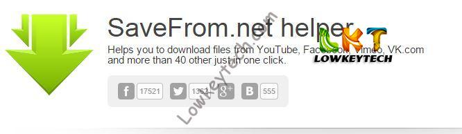 How To Download Youtube, Facebook Videos On PC -