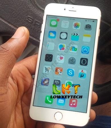 iphone 6 clone buy iphone 6s plus clone n45 000 with one month warranty 11308