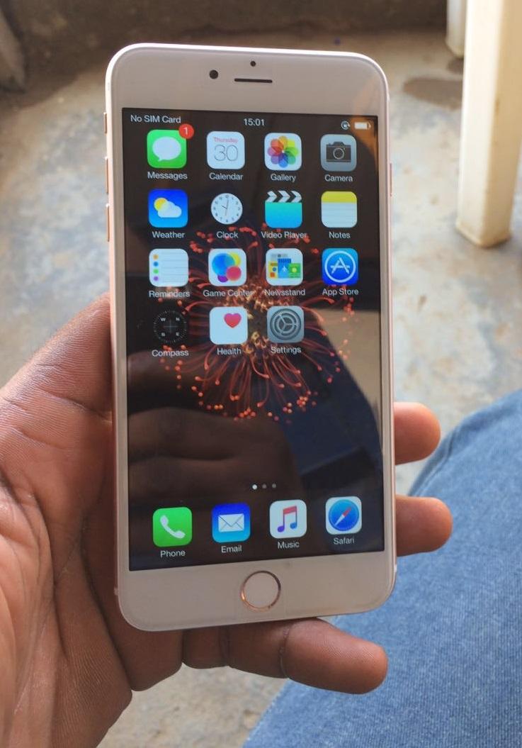 App clone iphone 6s plus vs original