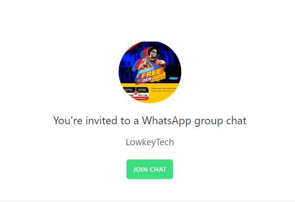 Networking whatsapp group link