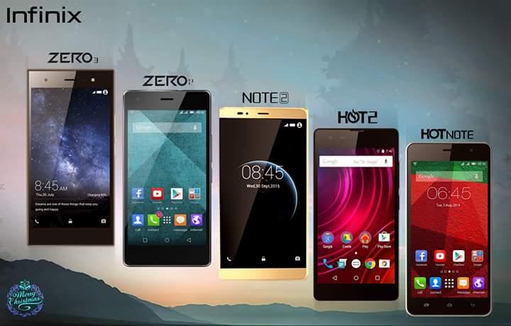 Slot phones nigeria price list