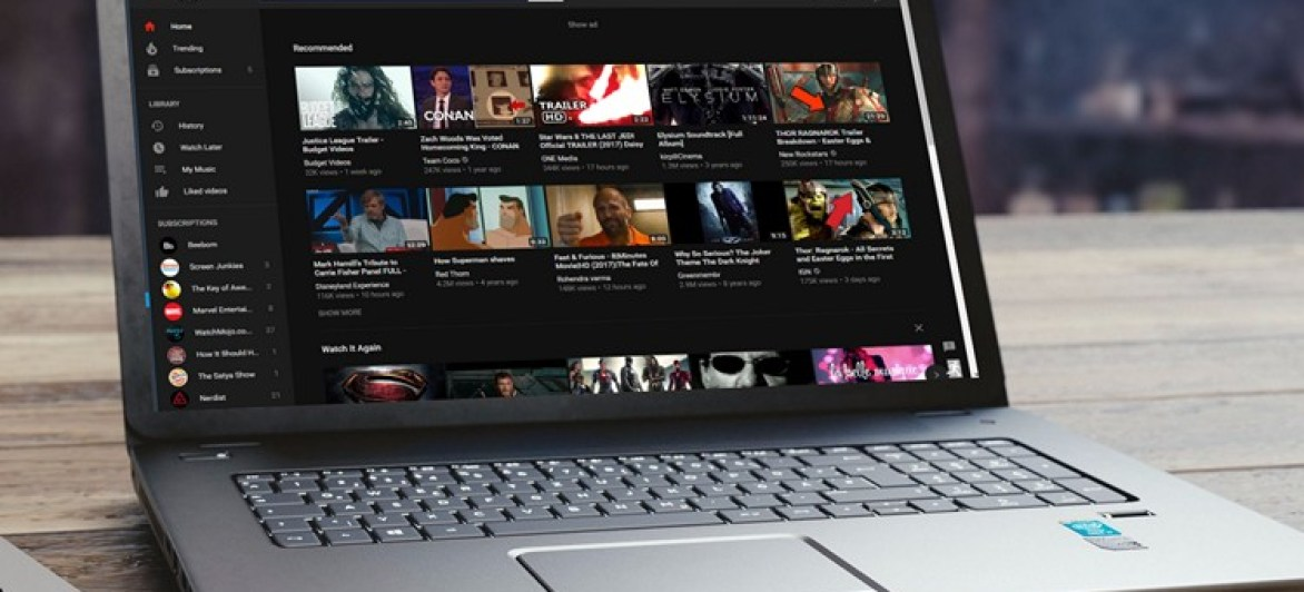 How to Enable YouTube Dark Mode in Chrome, Firefox or Edge