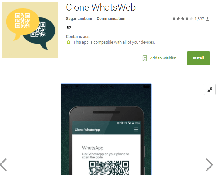 How To Spy On Your Partner WhatsApp With Clone WhatsWeb App -