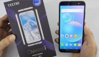 Price-List Of All TECNO Phones In Lagos, Nigeria -