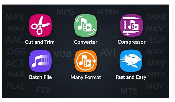 Video converter inverse