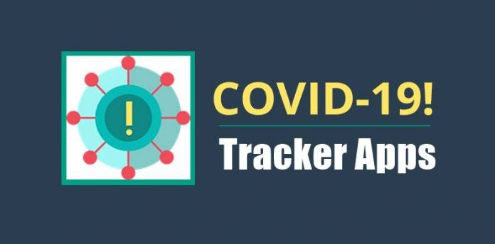COVID-19 Tracker Apps 2020