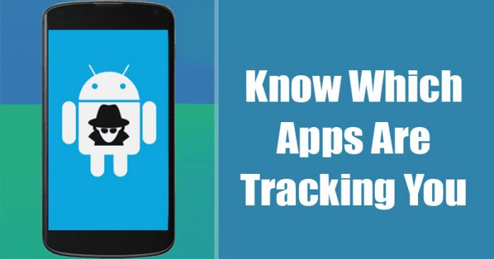 How to Know Which Apps are Using Trackers To Track You on Android