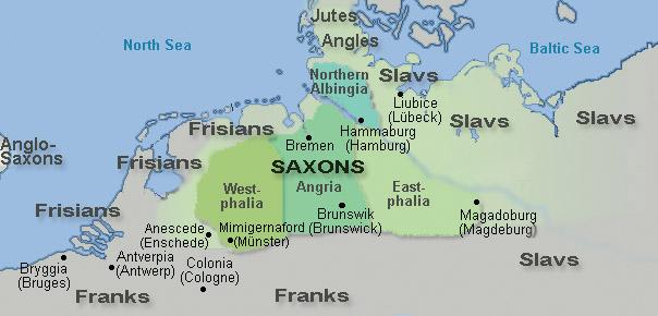 Old Saxony / Saksenland
