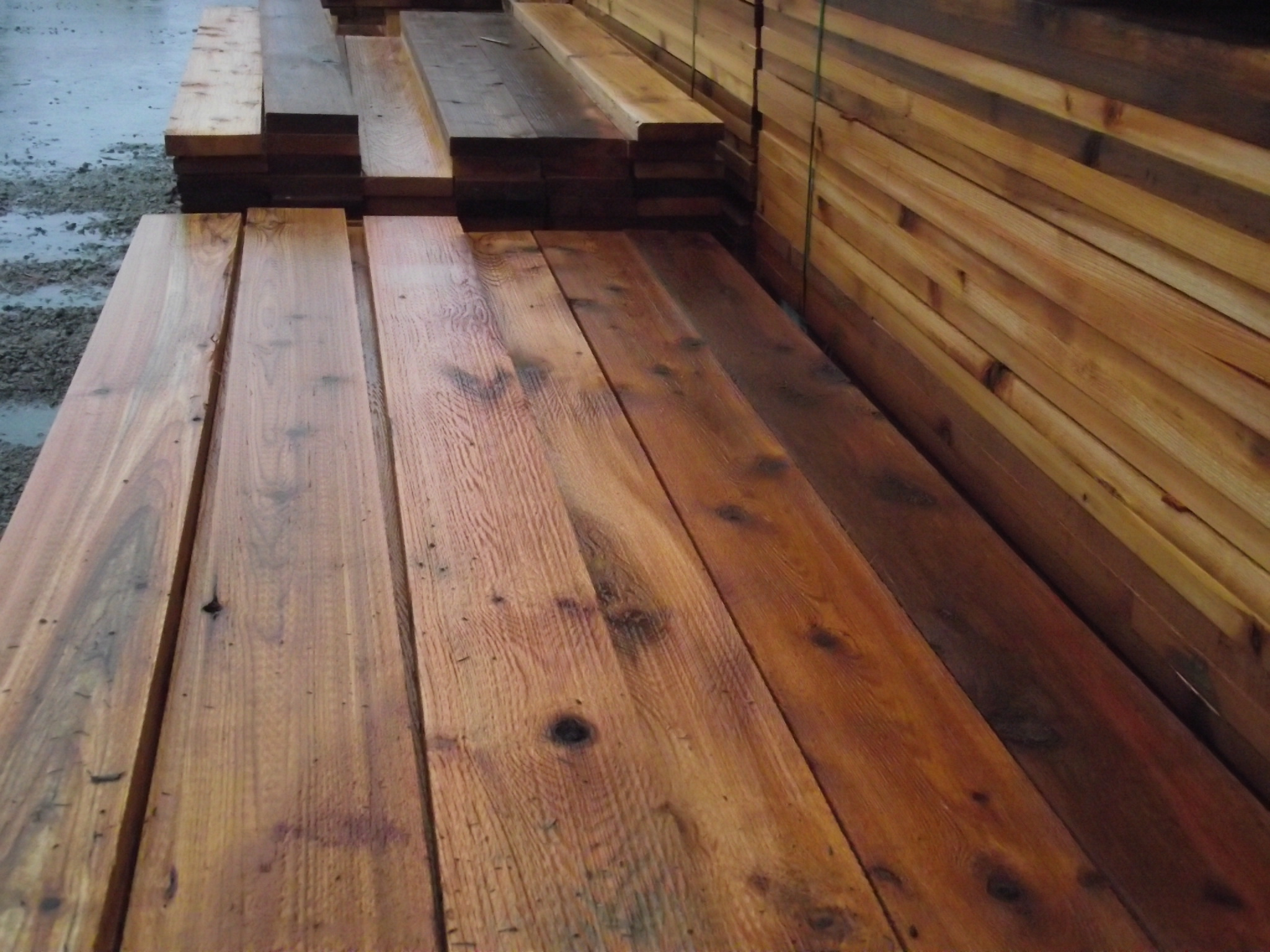 How To Dry Cedar Planks