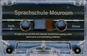 Sprachschule Cassette