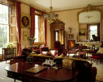The Drawing Room The Argory The Argory At National Trust