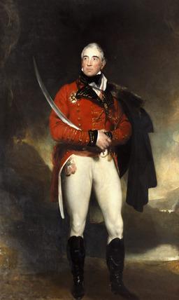Thomas Graham Lord Lynedoch by Sir Thomas Lawrence
