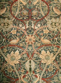 The Bullerswood Carpet, by William Morris | memoryprints ...