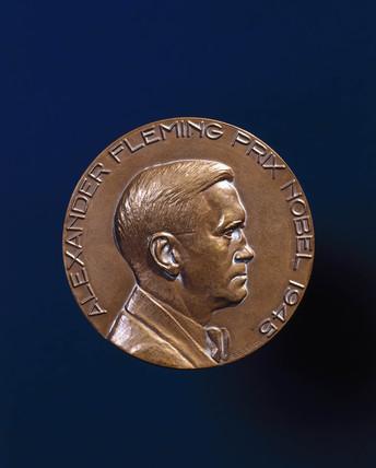 Alexander Fleming Prix Nobel 1945 at Science and