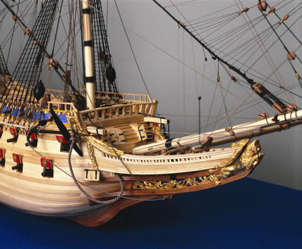 HMS Prince 1670 at Science and Society Picture Library